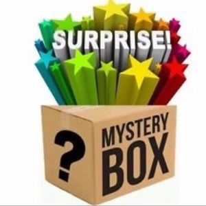 Kids Mystery Box price firm no discount shipping